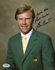 Ben Crenshaw 8x10 Photo Signed Autographed Auto PSA DNA COA Masters Augusta PGA