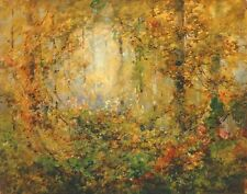 Holmes Henry William Autumn Tangle Print 11 x 14   #5059