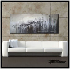 Direct from Artist ABSTRACT PAINTING MODERN CANVAS WALL ART 60 Large US ELOISE