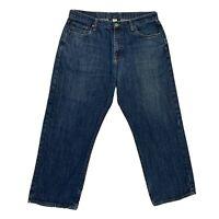 Lucky Brand Straight Leg 165 Medium Wash Men Jeans Size 38x29