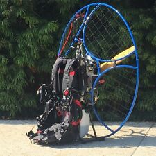 Minari Paramotor - Minari 180cc engine with Clutch and Helix Carbon Propeller!