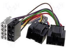 CABLE ADAPTADOR CONECTOR RADIO OEM A ISO CHEVROLET 2005->