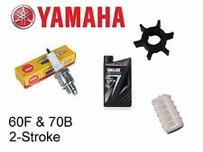 Yamaha  60F & 70B (1985 - 1993) 2-Stroke Outboard Service Kit 60hp/70hp
