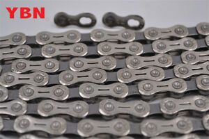 Road Bike Chians 10s Bicycle Chain 110 Links Sliver For SHIMANO SRAM system