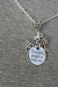 PRACTICALLY PERFECT IN EVERY WAY NECKLACE