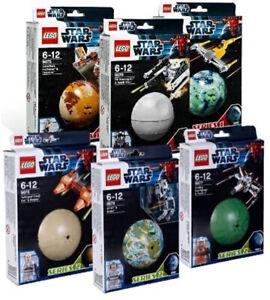 LEGO® Star Wars Planeten / Kugeln wählen: 9674 9675 9676 9677 9678 9679 NEU OVP