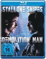Demolition Man [Blu-ray](NEU/OVP) Sylvester Stallone, Wesley Snipes, Sandra Bull