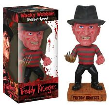 Funko Freddy Krueger Wacky Wobbler Horror Movie Bobble Head Figure
