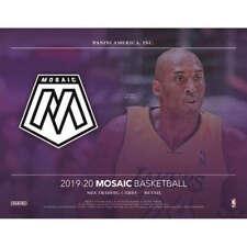 2019-20 Panini Mosaic NBA Basketball Base #1-200 You Pick to Complete Set