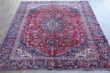 Traditional Vintage Wool Handmade Classic Oriental Area Rug Carpet 295 X 182 cm