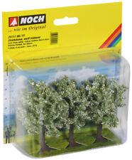 Noch 25111 scala H0, TT, alberi da frutto bianco fiori 3 Pezzi 8cm alto # NUOVO#