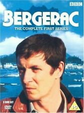BERGERAC COMPLETE SERIES 1 DVD First 1st Season One John Nettles UK Brand NEW R2