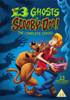 The 13 Ghosts of Scooby-Doo: The Complete Series DVD (2016) Tom Ruegger cert PG