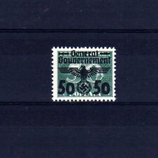 POLOGNE - POLSKA Yvert Occupation Allemande n° 53 neuf avec charnière MH