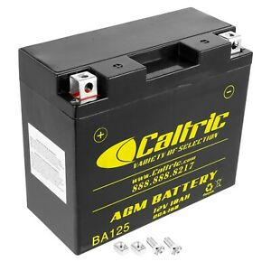 AGM Battery for Yamaha R1 YZF-R1 YZFR1 1998 1999 2000 2001 2002 2003