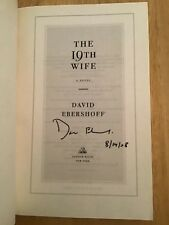 ARC - SIGNED DATED by David Ebershoff - The 19th Wife SC 1st Advance Reader Copy