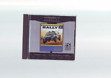 COLIN McRAE RALLY 1 - PC RACING GAME - FAST POST - JC EDITION WITH MANUAL - VGC