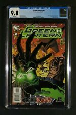 GREEN LANTERN #6 CGC 9.8 NM/MT Ethan Van Sciver Cover Black Hand Corps DC 2005