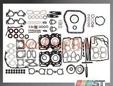 Fit 2002-05 Subaru Impreza WRX Turbo EJ205 USDM Engine Full Gasket Set seal kit