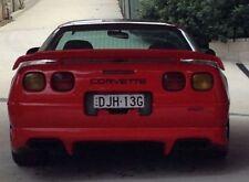 Corvette Coupe Right-Hand Drive Cars