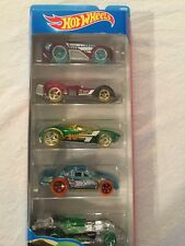 Hot Wheels RACE X-Raycers 5 Pack NEW IN SEALED PACKAGE