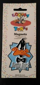 1993 Looney Tunes Magnet, DAFFY DUCK (New in Package) Warner Brothers 1990's