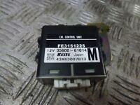 MAZDA RX8 SE3P 231BHP 6 SPEED 2004 HEADLIGHT LEVEL CONTROL UNIT FE3151225