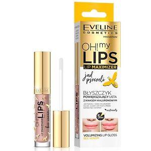 Eveline Cosmetics Oh My Lips - Bee Venom Lip Volumising & Maximizer Lip Gloss