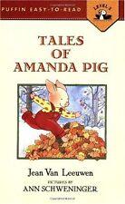 Tales of Amanda Pig: Level 3 (Oliver and Amanda) by Jean Van Leeuwen