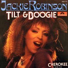 "7"" JACKIE ROBINSON Tilt & Boogie GITTA WALTHER SIMONE LOVE GENERATION HORNETTES"