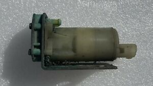 Volvo 240 Windshield Washer Pump - Original, Used, Not Tested