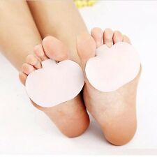 Massaging Silicone Insoles for Balls of Feet Metatarsal Support – One Pair