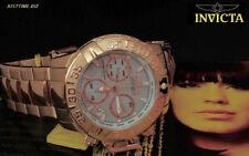 New Invicta 15130 Reserve Subaqua Noma Lt Edition Swiss Made Quartz Chrono Watch