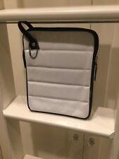 mono loop ipad sleeve white gloss, Retail $60