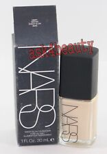 Nars Sheer Glow Foundation (Light 1 Siberia) 1oz/30ml New In Box