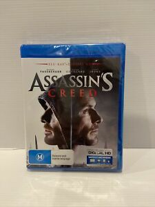 Assassin's Creed Blu-Ray BRAND NEW