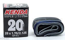 Kenda Bicycle Inner Tube 20 X 1.75/2.125 Superlite 0.73mm