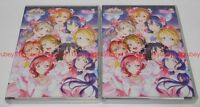New Love Live μ's Final LoveLive μ'sic Forever Day 1 Day 2 Set 6 DVD Japan F/S
