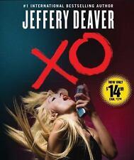 XO by Jeffery Deaver (2014, CD, Abridged)