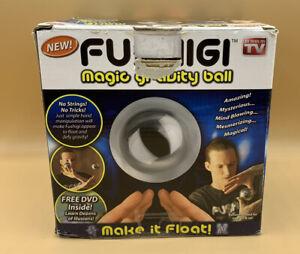 Fushigi Magic Gravity Ball & Tutorial DVD (Opened, Used)