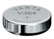 100 X VARTA Silver Knopfzellen Uhrenbatterien