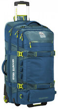 "Granite Gear Backpacks Cross-Trek 32"" Wheeled Duffel Bag Luggage - Bleumine"