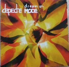 DEPECHE MODE Dream On (2001) Three Track UK CD  VG+/EX  CDBONG30