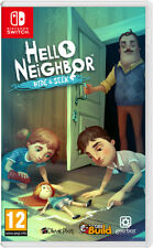 Hello Neighbor Hide and Seek Nintendo Switch Game