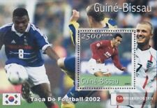 Guinea-Bissau Block319 unmounted mint / never hinged 2001 Football-WM 2002