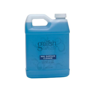 Gelish Nail Surface Prep Gel Polish Residue Removal Cleanser - 960ml