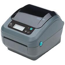 Impresora de etiquetas Zebra Gx420d 203dpi EU y UK Cord