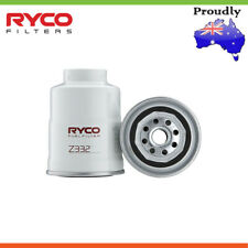 New * Ryco * Fuel Filter For FORD COURIER PE 2.5L 4Cyl 1/1998 -12/2000