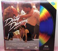 "LD LASERDISC ""Dirty Dancing "" Movie LASERDISC LD"