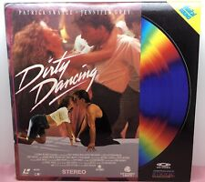 "LD LASERDISC ""Dirty Dancing "" Movie LASERDISC LD"